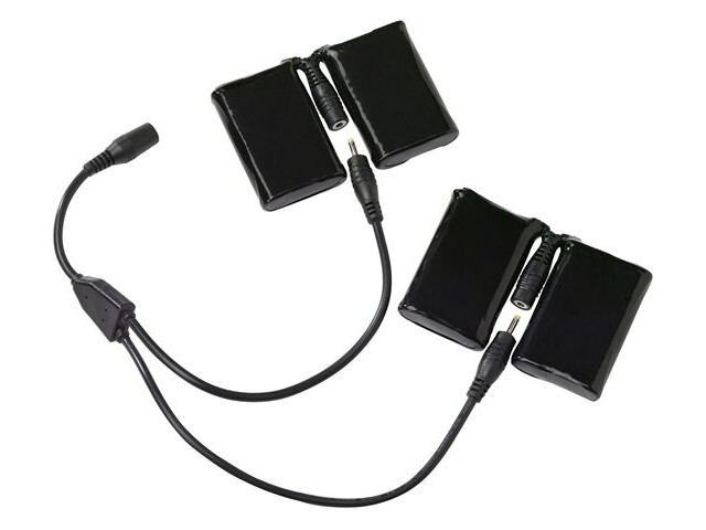 Outdoor Research Battery pack for Heated Gloves 001-Black